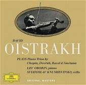 Album artwork for David Oistrakh: Trios by Chopin, Dvorak etc...