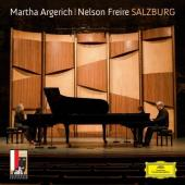 Album artwork for Martha Argerich & Nelson Freire: Salzburg