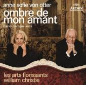 Album artwork for Anne Sofie von Otter: Ombre de mon amant