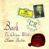 Album artwork for Bach: Organ Works / Simon Preston