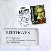 Album artwork for Beethoven: The Symphonies / Gardiner