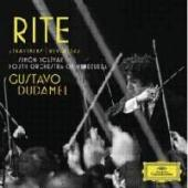 Album artwork for Stravinsky: Rite of Spring etc. / Gustavo Dudamel