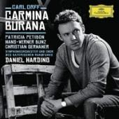 Album artwork for Orff: Carmina Burana / Petibon, Bunz, Harding