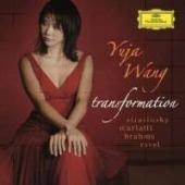 Album artwork for Yuja Wang: Transformation
