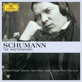 Album artwork for Schumann: The Masterworks / 35 Cds Limited Ed.