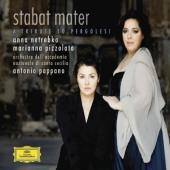 Album artwork for Pergolesi: Stabat Mater / Netrebko, Prestige ed.