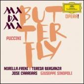 Album artwork for Madama Butterfly Sinopoli