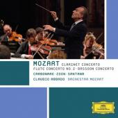 Album artwork for Mozart: Wind Concertos / Abbado, Orchestra Mozart