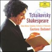 Album artwork for Dudamel: SHAKESPEARE
