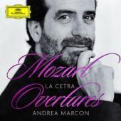 Album artwork for Mozart: Overtures - Marcon