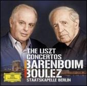 Album artwork for Liszt: Piano Concertos Nos. 1 & 2 / Barenboim