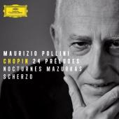 Album artwork for Chopin: Preludes, op.28 / Pollini