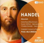 Album artwork for Handel: Messiah / McCreesh