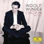 Album artwork for Chopin: Piano Sonata 3, Andante spianato / Wunder