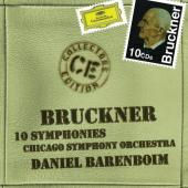Album artwork for Bruckner: 10 Symphonies / CSO, Barenboim