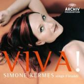 Album artwork for Simone Kermes: Viva! Sings Vivaldi
