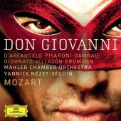 Album artwork for Mozart: Don Giovanni / D'Arcangelo, Damrau