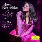 Album artwork for Anna Netrebko: Live at the Metropolitan Opera