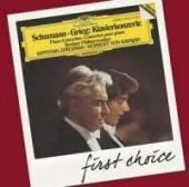 Album artwork for Grieg/Schumann: Piano Concertos