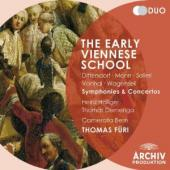 Album artwork for Duo: The Early Viennese School (2CD)
