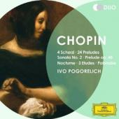 Album artwork for Chopin: Scherzi, Preludes / Pogorelich