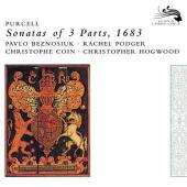 Album artwork for Purcell - Sonatas of 3 parts, 1683