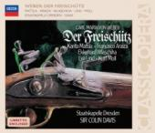 Album artwork for Weber - Der Freischutz