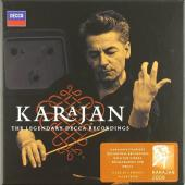 Album artwork for KARAJAN: THE LEGENDARY DECCA RECORDINGS