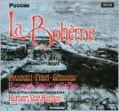 Album artwork for Puccini: La Boheme / Pavarotti, Freni, Karajan
