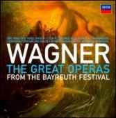 Album artwork for Wagner: The Great Operas from Bayreuth Festival