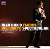 Album artwork for Juan Diego Florez: Bel Canto Spectacular
