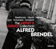 Album artwork for Alfred Brendel: The Artist Choice Collection