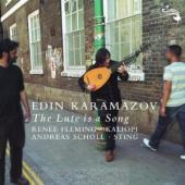 Album artwork for Edin Karamazov: The Lute is a Song