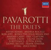 Album artwork for Luciano Pavarotti: The Duets