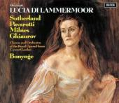 Album artwork for Donizetti: Lucia di Lammermoor / Sutherland