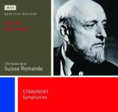Album artwork for Stravinsky: Symphonies / Ansermet