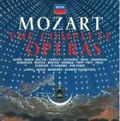 Album artwork for Mozart: The Complete Operas (44 CDs)