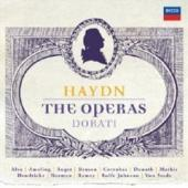 Album artwork for Haydn: The Operas / Antal Dorati