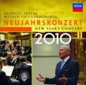 Album artwork for New Year's Concert 2010 / Georges Pretre