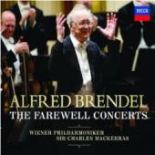 Album artwork for Alfred Brendel: The Farewell Concerts