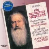 Album artwork for Brahms: Ein Deutsches Requiem / Gardiner