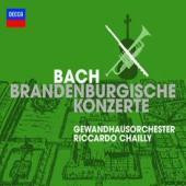 Album artwork for Bach: Brandenburg Concertos / Chailly