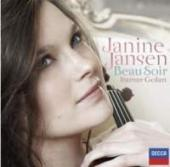 Album artwork for Janine Jansen: Beau Soir