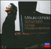 Album artwork for Schumann: Davidsbundlertanze & Fantasie / Uchida