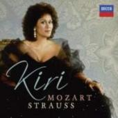 Album artwork for Kiri Te Kanawa: Mozart / Strauss Vocal Works