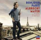 Album artwork for Albrecht Mayer: Bonjour Paris