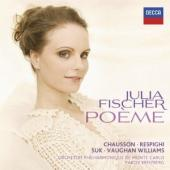 Album artwork for Julia Fischer: Poeme