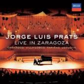 Album artwork for Jorge Luis Prats: Live in Zaragoza