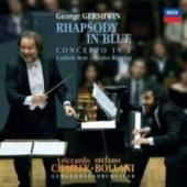 Album artwork for Gershwin: Rhapsody In Blue & Piano Concerto in F