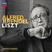 Album artwork for Liszt: Alfred Brendel Recital